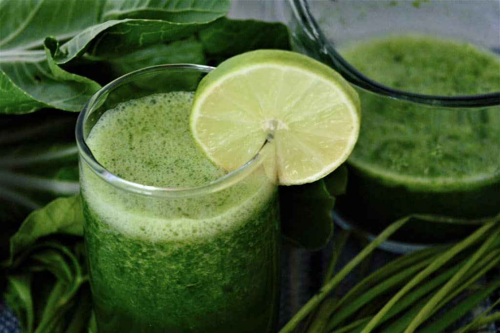 Découvrez les bienfaits de la Chlorophylle.